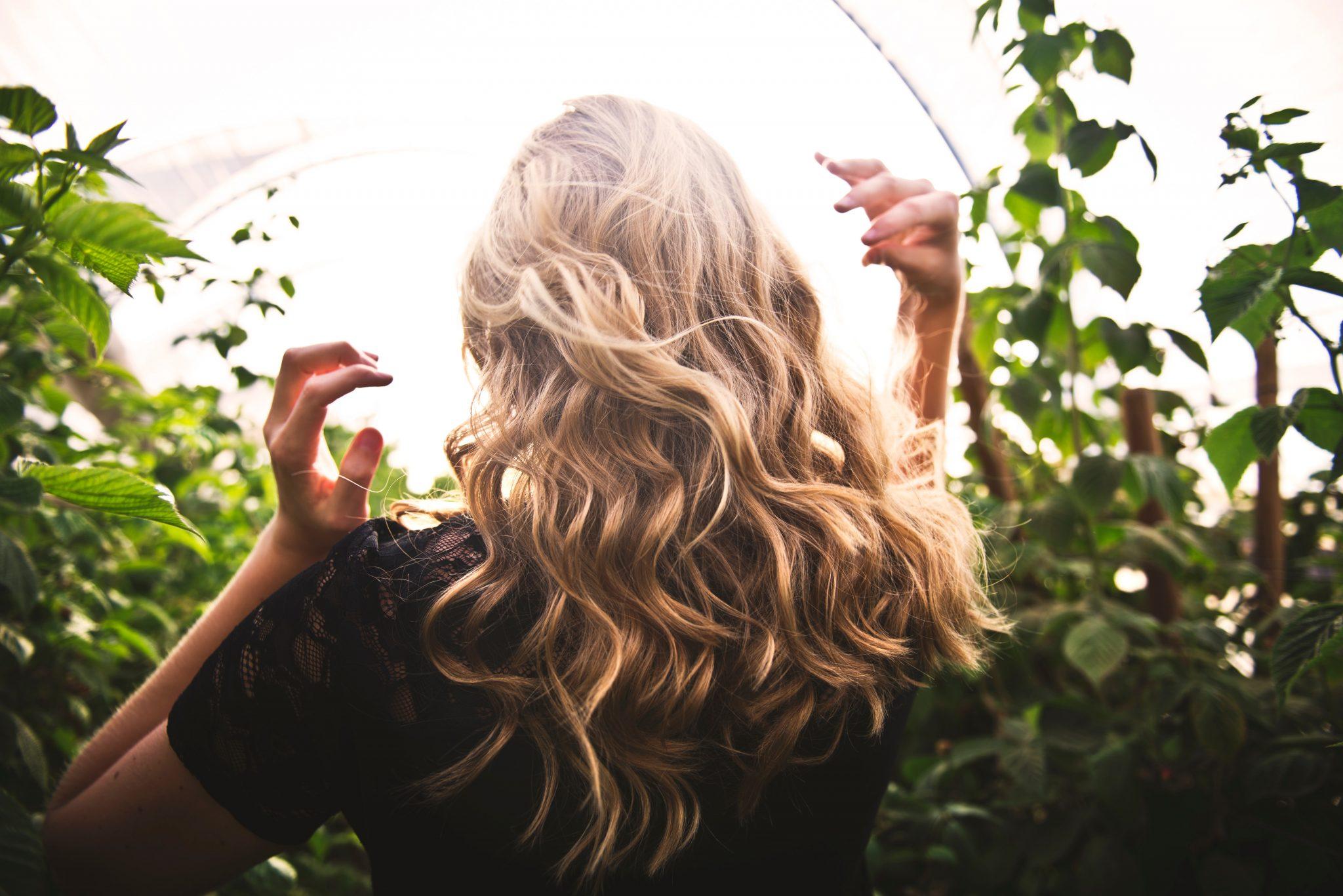 patine pour cheveux