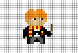 pixel art ron